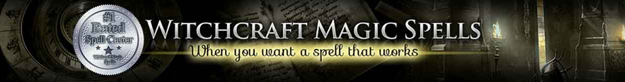 witchcraft magic spells